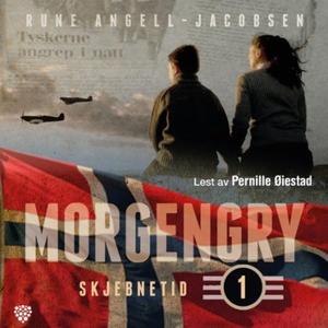 Skjebnetid (lydbok) av Rune Angell-Jacobsen