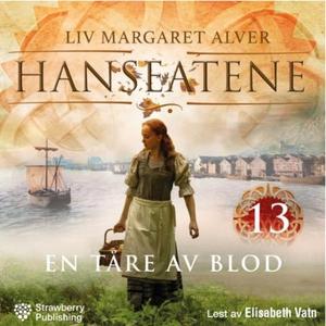 En tåre av blod (lydbok) av Liv M. Alver