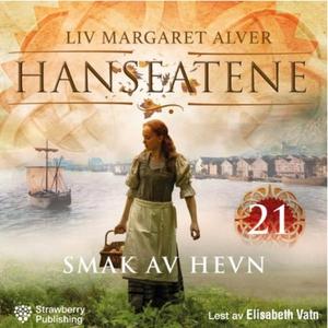 Smak av hevn (lydbok) av Liv Margareth Alver