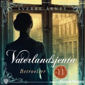 Betroelser (lydbok) av Sverre Årnes