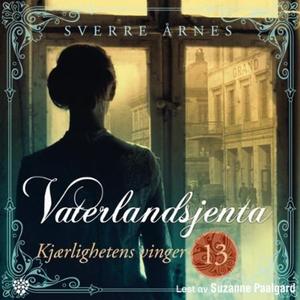 Kjærlighetens vinger (lydbok) av Sverre Årnes