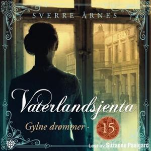 Gylne drømmer (lydbok) av Sverre Årnes