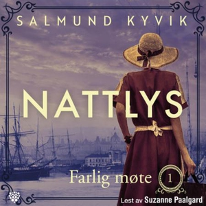 Farlig møte (lydbok) av Salmund Kyvik