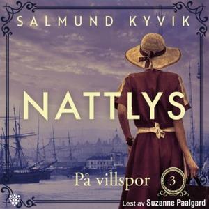 På villspor (lydbok) av Salmund Kyvik