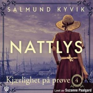 Kjærlighet på prøve (lydbok) av Salmund Kyvik