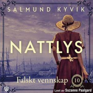 Falskt vennskap (lydbok) av Salmund Kyvik