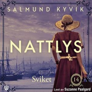 Sviket (lydbok) av Salmund Kyvik