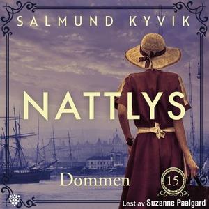 Dommen (lydbok) av Salmund Kyvik