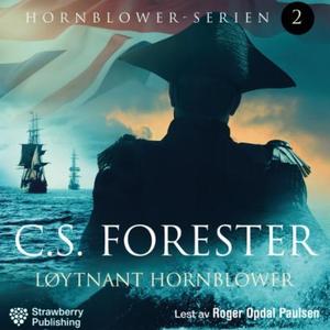 Løytnant Hornblower (lydbok) av C.S. Forester