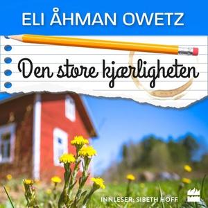 Den store kjærligheten (lydbok) av Eli Åhman