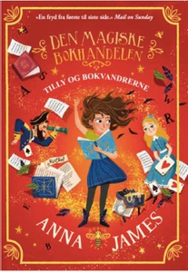 Tilly og bokvandrerne (ebok) av Anna James