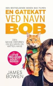 En gatekatt ved navn Bob (ebok) av James Bowe