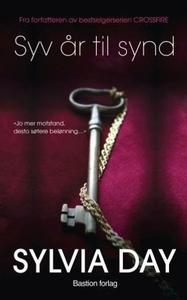 Syv år til synd (ebok) av Sylvia Day