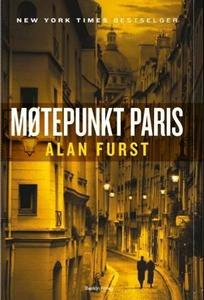 Møtepunkt Paris (ebok) av Alan Furst