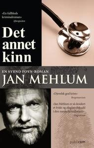 Det annet kinn (ebok) av Jan Mehlum