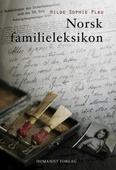 Norsk familieleksikon