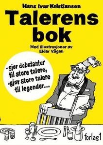 Talerens bok (ebok) av Hans-Ivar Kristiansen