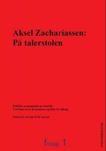 På talerstolen (ebok) av Aksel Zachariassen