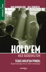 Hold'em med Harrington (ebok) av Dan Harringt