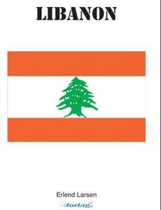 Libanon (ebok) av Erlend Larsen