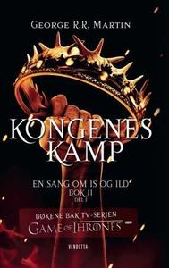 Kongenes kamp (ebok) av George R.R. Martin