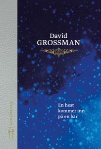 En hest kommer inn på en bar (ebok) av David