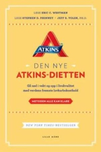 Den nye Atkins-dietten (ebok) av Eric C. West