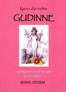 Kjenn din indre gudinne (ebok) av Bodil Storm