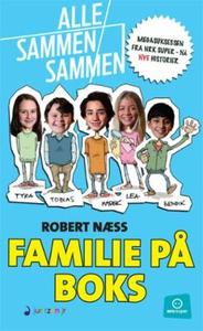 Familie på boks (ebok) av Robert Næss