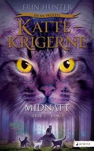 Midnatt (ebok) av Erin Hunter