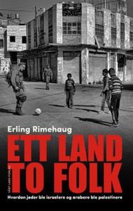 Ett land to folk (ebok) av Erling Rimehaug