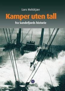 Kamper uten tall (ebok) av Lars Holskjær