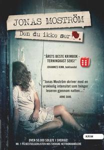 Den du ikke ser (ebok) av Jonas Moström