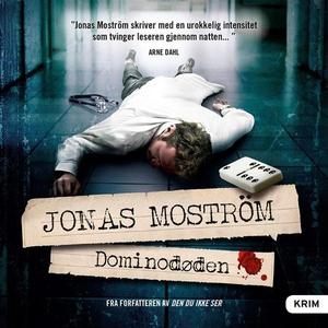 Dominodøden (lydbok) av Jonas Moström