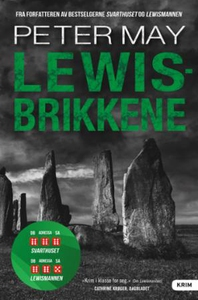 Lewisbrikkene (ebok) av Peter May