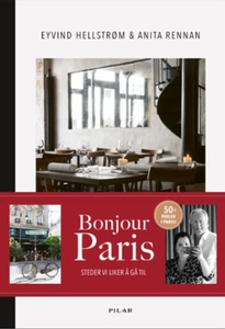 Bonjour Paris (ebok) av Eyvind Hellstrøm, Ani