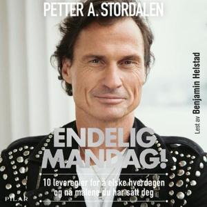 Endelig mandag! (lydbok) av Petter A. Stordal