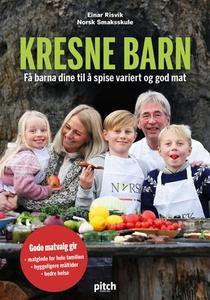 Kresne barn (ebok) av Einar Risvik, Norsk sma