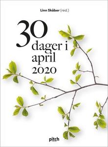 30 dager i april 2020 (ebok) av Linn Skåber
