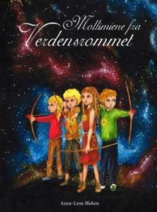 Mollimiene fra verdensrommet (lydbok) av Anne