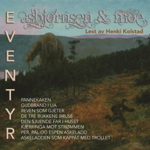 Asbjørnsen & Moe eventyr 2 (lydbok) av P. Chr