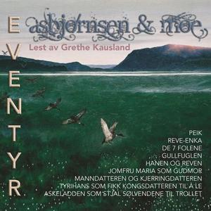 Asbjørnsen & Moe eventyr 3 (lydbok) av P. Chr