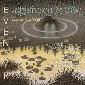 Asbjørnsen & Moe eventyr 4 (lydbok) av P. Chr