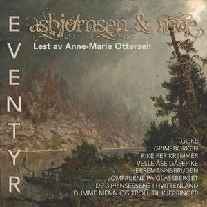 Asbjørnsen & Moe eventyr 5 (lydbok) av P. Chr