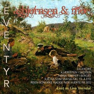 Asbjørnsen & Moe eventyr 10 (lydbok) av P. Ch