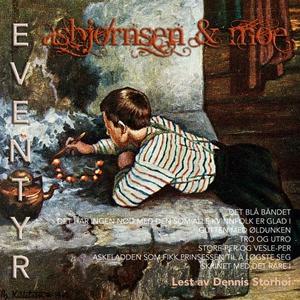 Asbjørnsen & Moe eventyr 11 (lydbok) av P. Ch