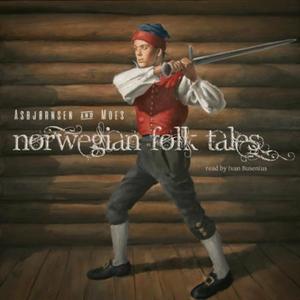 Norwegian folk tales (lydbok) av P. Chr. Asbj