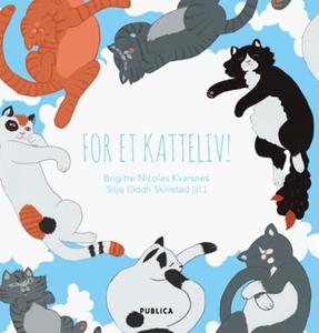 For et katteliv (lydbok) av Brigitte Nicolas