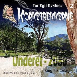 Underet -  2086 (lydbok) av Tor Egil Kvalnes
