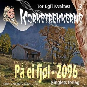 På ei fjøl - 2096 (lydbok) av Tor Egil Kvalne